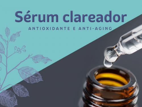 Sérum clareador antiaging Andaliz